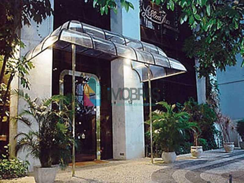 a6f8dfbd-8662-449f-81a3-fcab15 - Flat à venda Rua Dias Ferreira,Leblon, IMOBRAS RJ - R$ 1.380.000 - BOFL10017 - 1