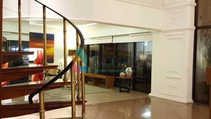 fe698f70-a199-4175-bdc5-57c094 - Flat à venda Rua Dias Ferreira,Leblon, IMOBRAS RJ - R$ 1.380.000 - BOFL10017 - 14