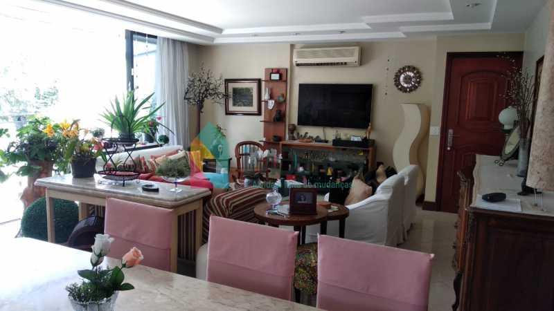 1. - Cobertura à venda Rua Pedro Bolato,Barra da Tijuca, Rio de Janeiro - R$ 1.950.000 - BOCO30048 - 4