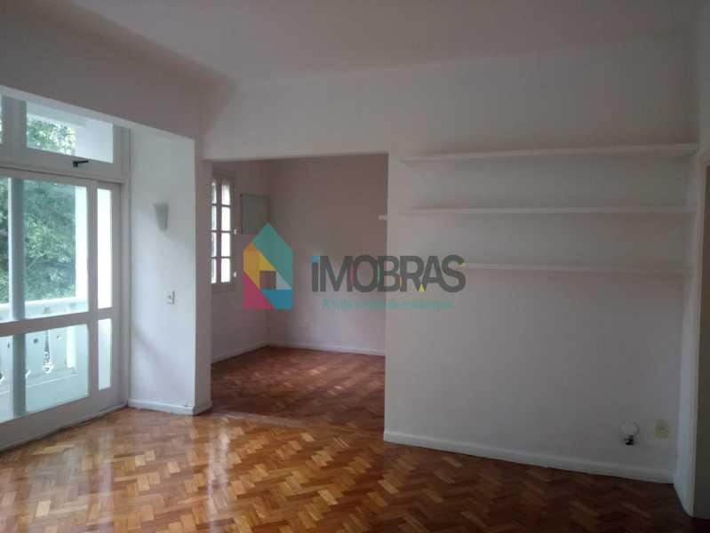 DSC_0033 - Apartamento à venda Praça Pio XI,Jardim Botânico, IMOBRAS RJ - R$ 1.600.000 - BOAP30599 - 3