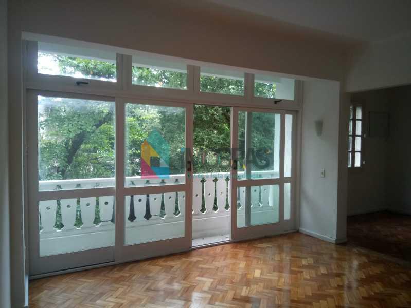 DSC_0035 - Apartamento à venda Praça Pio XI,Jardim Botânico, IMOBRAS RJ - R$ 1.600.000 - BOAP30599 - 1