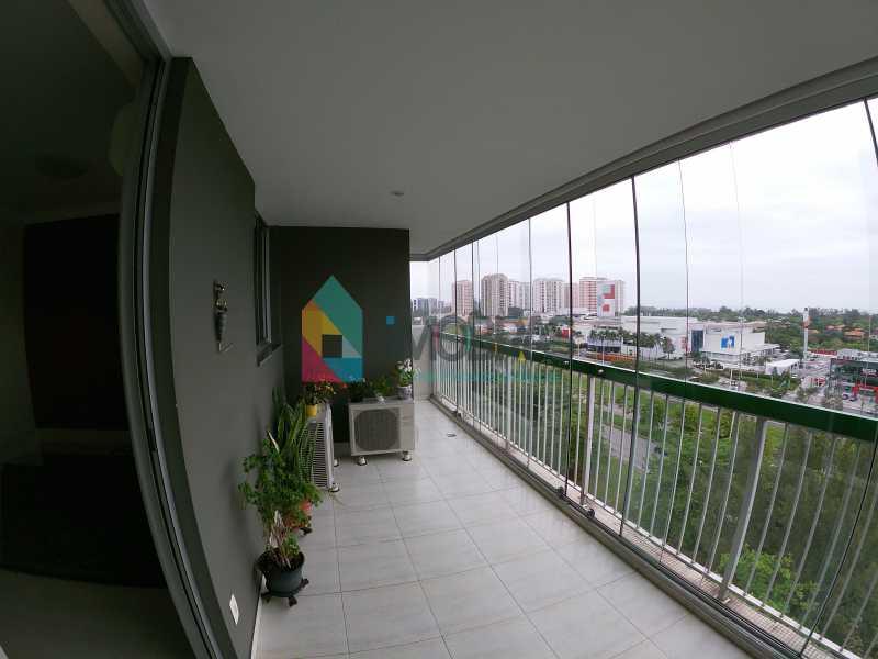 GOPR0232 - Apartamento vista mar com 04 quartos na Barra da Tijuca - BOAP40114 - 7