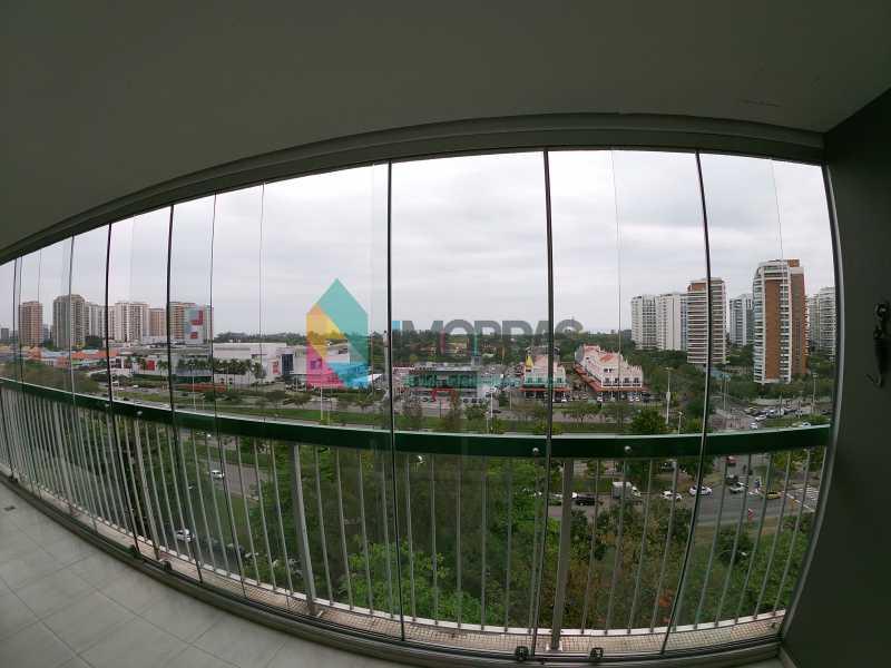 GOPR0233 - Apartamento vista mar com 04 quartos na Barra da Tijuca - BOAP40114 - 5