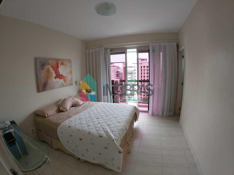 GOPR0235 - Apartamento vista mar com 04 quartos na Barra da Tijuca - BOAP40114 - 9