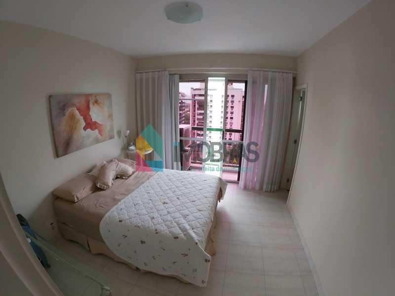 GOPR0237 - Apartamento vista mar com 04 quartos na Barra da Tijuca - BOAP40114 - 11