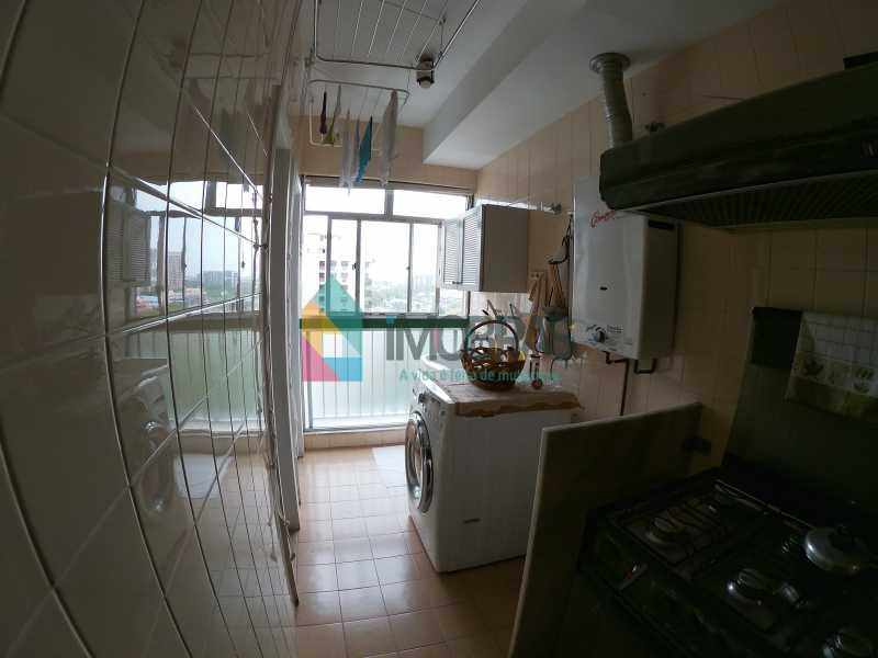 GOPR0262 - Apartamento vista mar com 04 quartos na Barra da Tijuca - BOAP40114 - 20