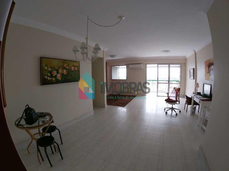 GOPR0267 - Apartamento vista mar com 04 quartos na Barra da Tijuca - BOAP40114 - 4