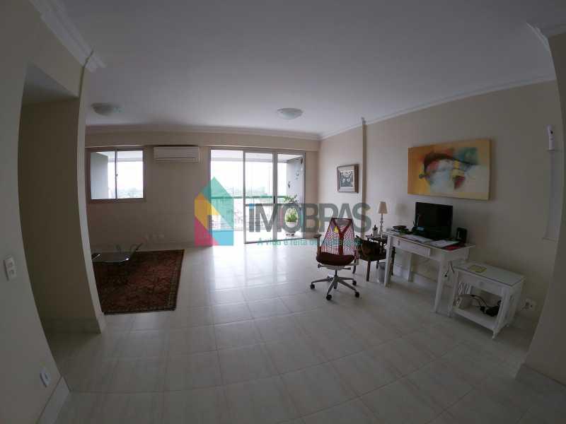GOPR0268 - Apartamento vista mar com 04 quartos na Barra da Tijuca - BOAP40114 - 8