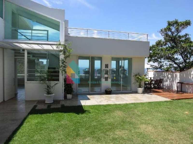 2 - Casa para alugar Rua Santa Glafira,São Conrado, IMOBRAS RJ - R$ 9.000 - CPCA40006 - 3