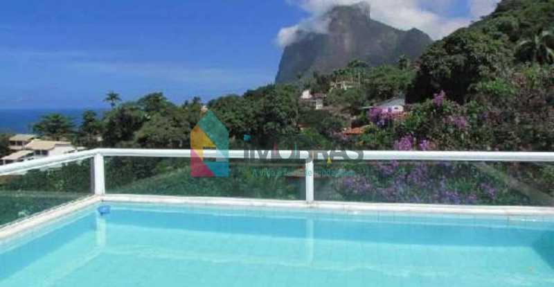 4 - Casa para alugar Rua Santa Glafira,São Conrado, IMOBRAS RJ - R$ 9.000 - CPCA40006 - 5