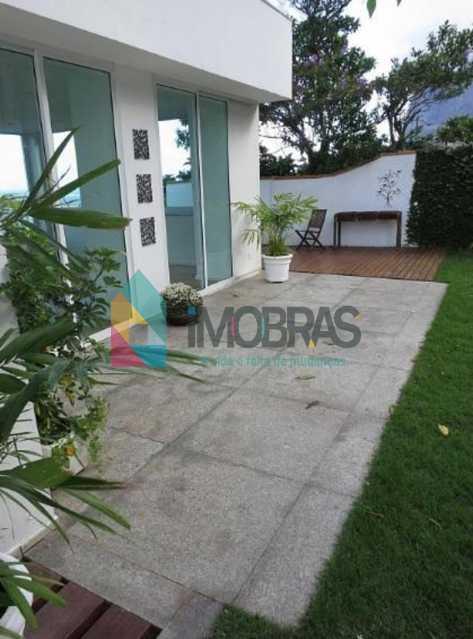 5 - Casa para alugar Rua Santa Glafira,São Conrado, IMOBRAS RJ - R$ 9.000 - CPCA40006 - 6