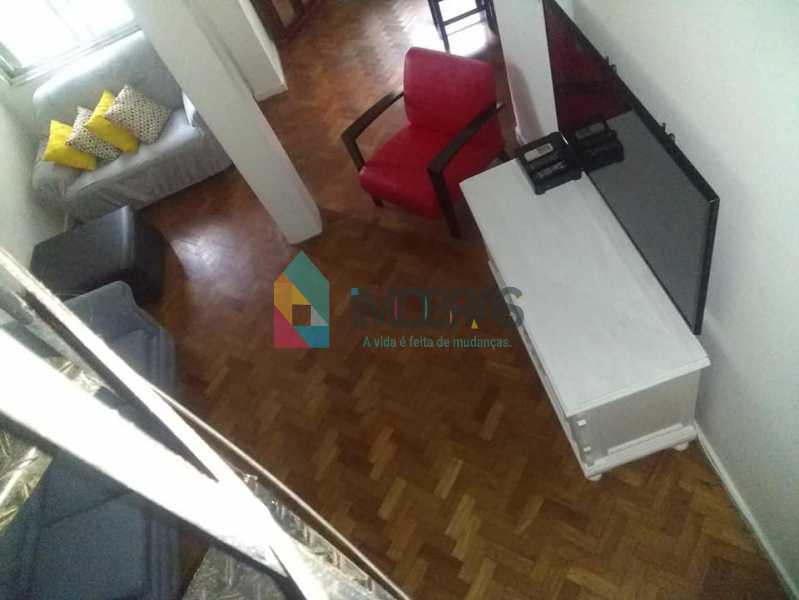 ala. - Cobertura 3 quartos para alugar Copacabana, IMOBRAS RJ - R$ 2.900 - CPCO30046 - 1