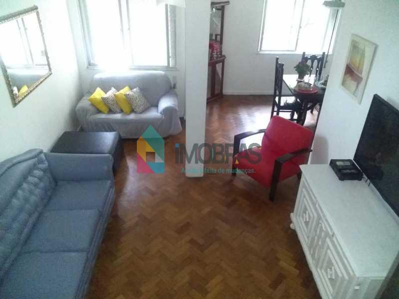 Sala Vista do Alto - Cobertura 3 quartos para alugar Copacabana, IMOBRAS RJ - R$ 2.900 - CPCO30046 - 3