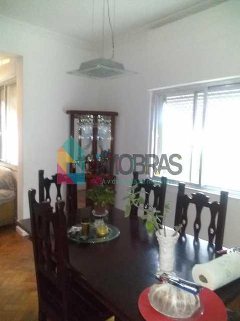 Sala Mesa - Cobertura 3 quartos para alugar Copacabana, IMOBRAS RJ - R$ 2.900 - CPCO30046 - 5