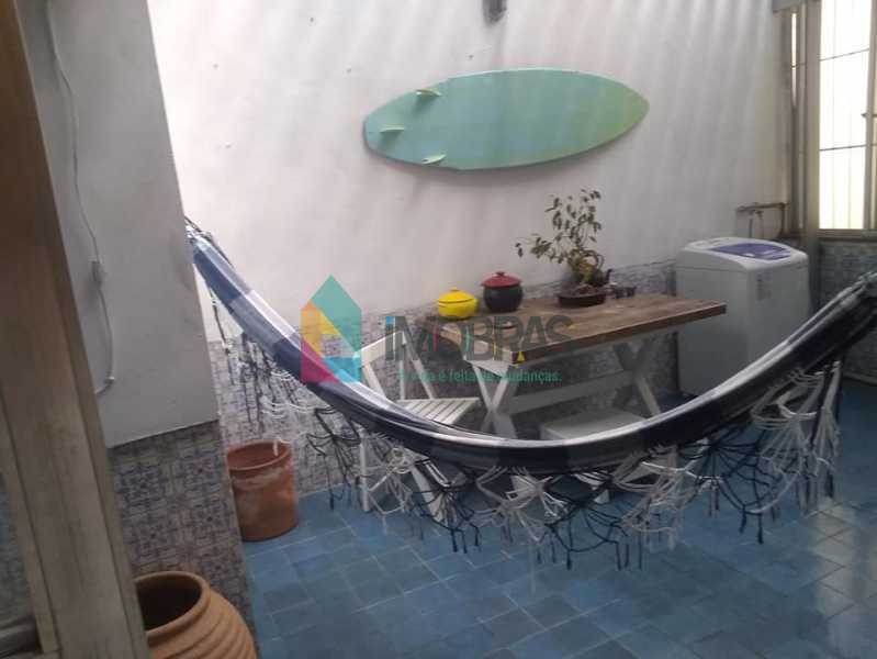 Varannda Quarto 1 - Cobertura 3 quartos para alugar Copacabana, IMOBRAS RJ - R$ 2.900 - CPCO30046 - 8