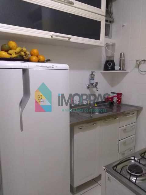 Cozinha - Cobertura 3 quartos para alugar Copacabana, IMOBRAS RJ - R$ 2.900 - CPCO30046 - 13