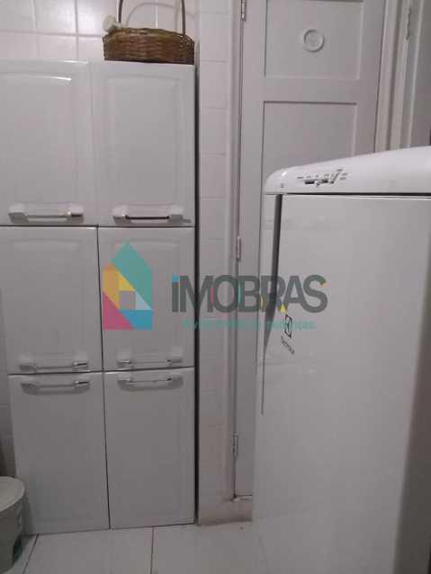 Cozinha Armarios - Cobertura 3 quartos para alugar Copacabana, IMOBRAS RJ - R$ 2.900 - CPCO30046 - 14