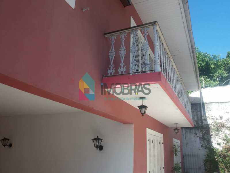 a1 - Casa 7 quartos à venda Laranjeiras, IMOBRAS RJ - R$ 2.950.000 - BOCA70004 - 1