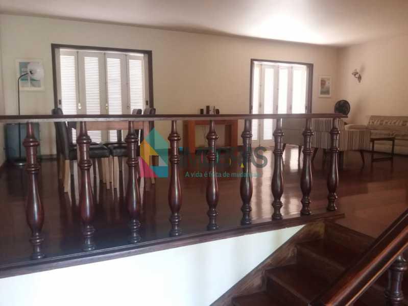 a3 - Casa 7 quartos à venda Laranjeiras, IMOBRAS RJ - R$ 2.950.000 - BOCA70004 - 5