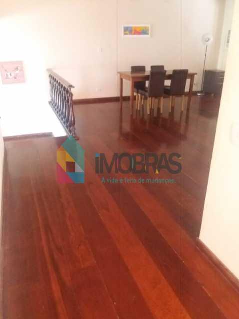 a7 - Casa 7 quartos à venda Laranjeiras, IMOBRAS RJ - R$ 2.950.000 - BOCA70004 - 7