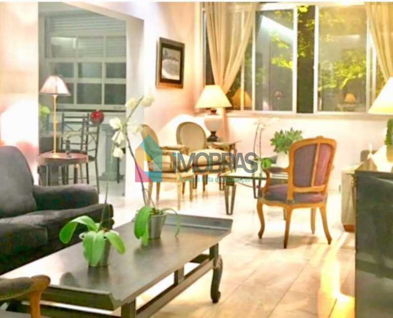 2 - Apartamento para alugar Rua Aristides Espinola,Leblon, IMOBRAS RJ - R$ 8.700 - CPAP31127 - 3