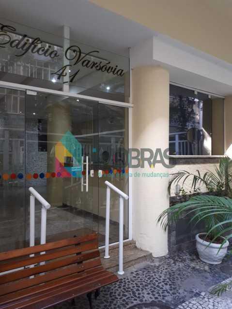 alm4 - Kitnet/Conjugado 20m² para venda e aluguel Rua Almirante Tamandaré,Flamengo, IMOBRAS RJ - R$ 260.000 - BOKI00154 - 17