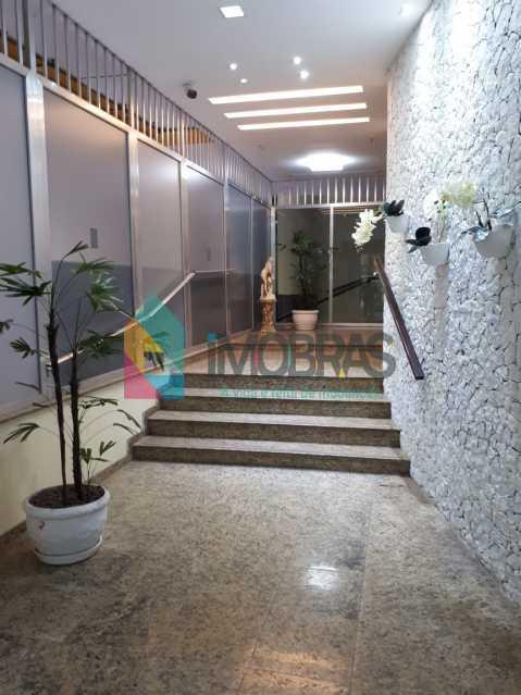 alm7 - Kitnet/Conjugado 20m² para venda e aluguel Rua Almirante Tamandaré,Flamengo, IMOBRAS RJ - R$ 260.000 - BOKI00154 - 19