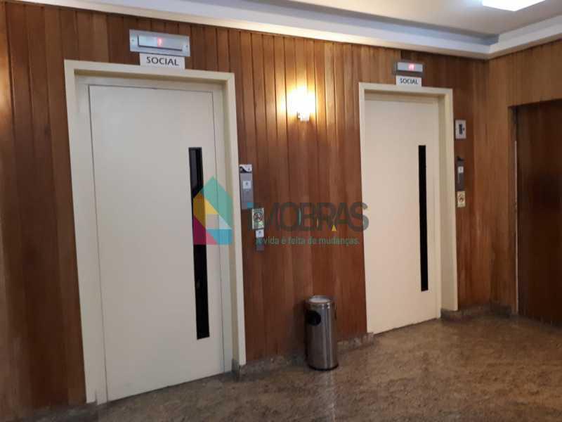 alm9 - Kitnet/Conjugado 20m² para venda e aluguel Rua Almirante Tamandaré,Flamengo, IMOBRAS RJ - R$ 260.000 - BOKI00154 - 21
