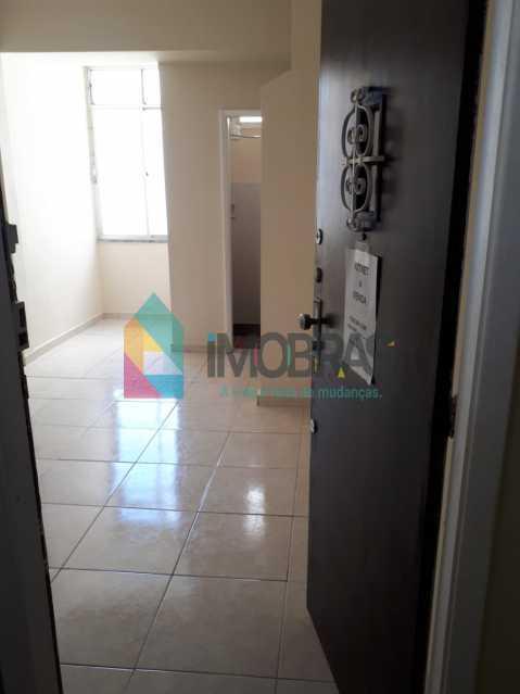 alm10 - Kitnet/Conjugado 20m² para venda e aluguel Rua Almirante Tamandaré,Flamengo, IMOBRAS RJ - R$ 260.000 - BOKI00154 - 3