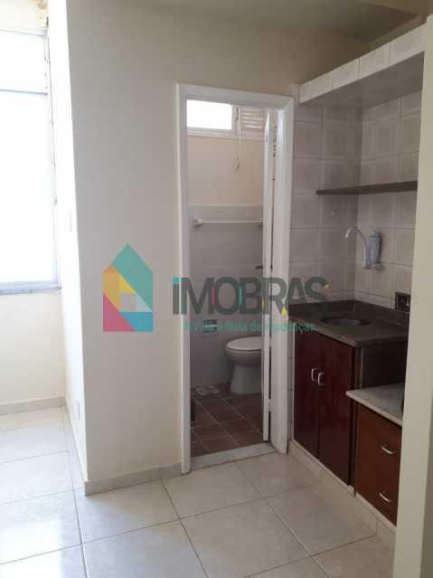 alm11 - Kitnet/Conjugado 20m² para venda e aluguel Rua Almirante Tamandaré,Flamengo, IMOBRAS RJ - R$ 260.000 - BOKI00154 - 8