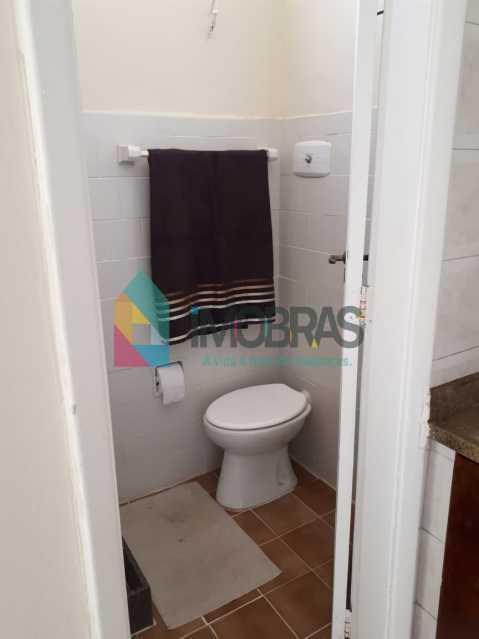 alm16 - Kitnet/Conjugado 20m² para venda e aluguel Rua Almirante Tamandaré,Flamengo, IMOBRAS RJ - R$ 260.000 - BOKI00154 - 10