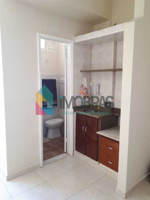 alm21 - Kitnet/Conjugado 20m² para venda e aluguel Rua Almirante Tamandaré,Flamengo, IMOBRAS RJ - R$ 260.000 - BOKI00154 - 7