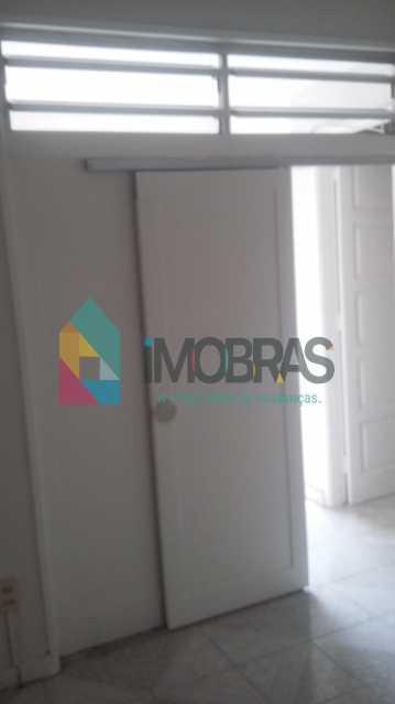 3 - Sala Comercial 41m² à venda Catete, IMOBRAS RJ - R$ 550.000 - BOSL00090 - 1