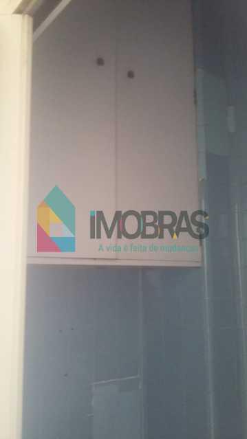 4 - Sala Comercial 41m² à venda Catete, IMOBRAS RJ - R$ 550.000 - BOSL00090 - 5