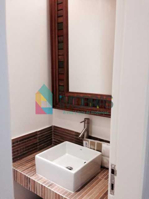 lavabo excelente acabamento - APARTAMENTO EM COPACABANA COM VISTA MAR, QUADRA DA PRAIA DE 3 QUARTOS!! - CPAP31211 - 25