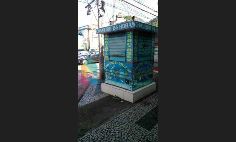cabine de chaveiro - Ponto comercial para alugar Rua Dias Ferreira,Leblon, IMOBRAS RJ - R$ 1.500 - CPPC00007 - 1