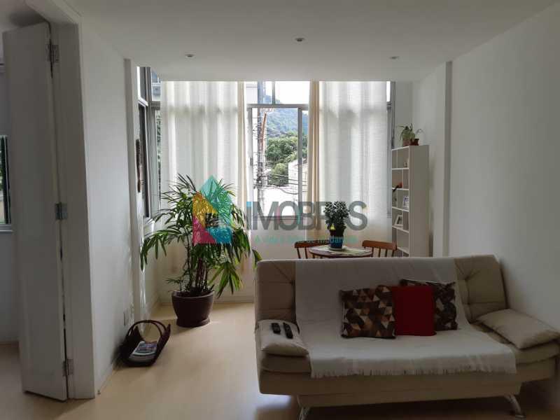 3 - Apartamento 1 quarto à venda Jardim Botânico, IMOBRAS RJ - R$ 662.000 - BOAP10497 - 4