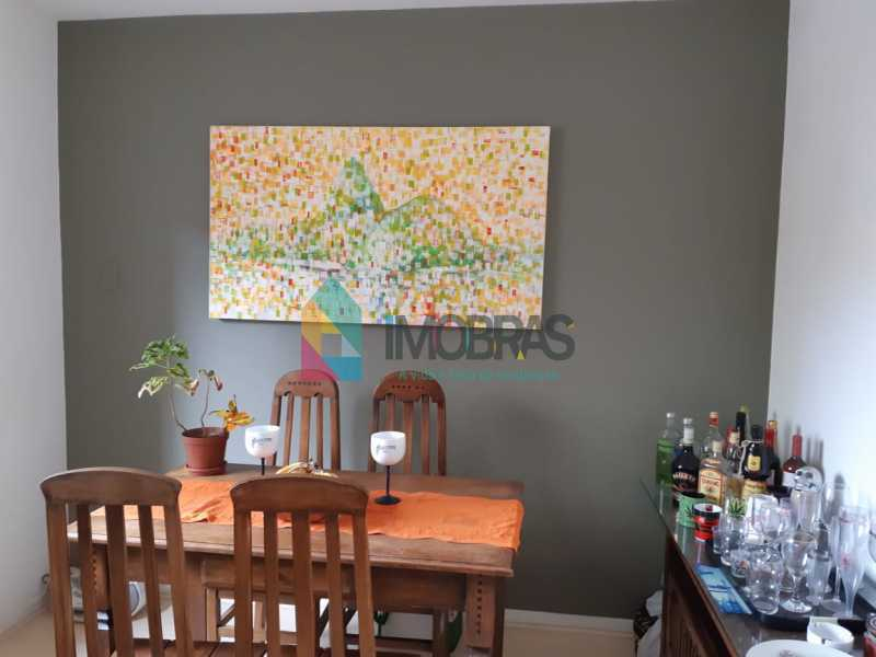 4 - Apartamento 1 quarto à venda Jardim Botânico, IMOBRAS RJ - R$ 662.000 - BOAP10497 - 5