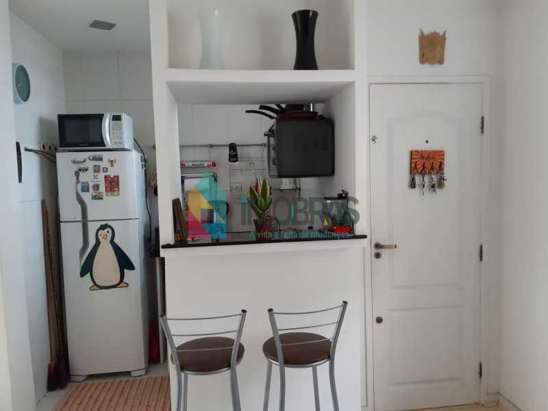 5 - Apartamento 1 quarto à venda Jardim Botânico, IMOBRAS RJ - R$ 662.000 - BOAP10497 - 6