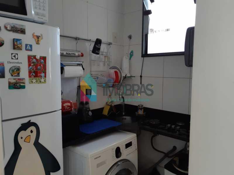 7 - Apartamento 1 quarto à venda Jardim Botânico, IMOBRAS RJ - R$ 662.000 - BOAP10497 - 8
