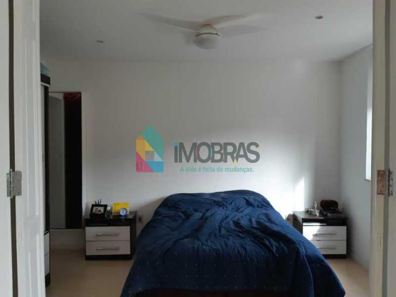 12 - Apartamento 1 quarto à venda Jardim Botânico, IMOBRAS RJ - R$ 662.000 - BOAP10497 - 13