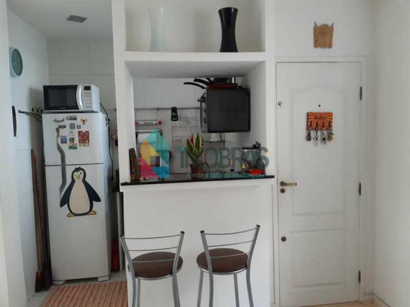 14 - Apartamento 1 quarto à venda Jardim Botânico, IMOBRAS RJ - R$ 662.000 - BOAP10497 - 15