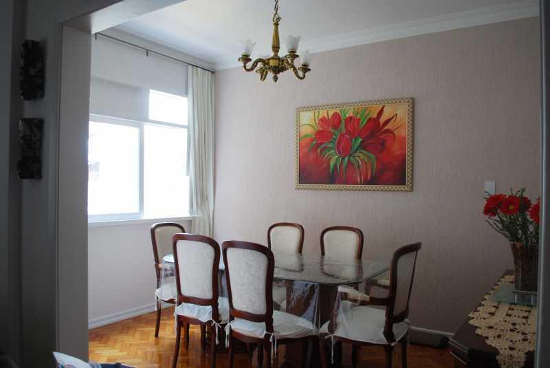3SalaJantar - Apartamento À VENDA, Lagoa, Rio de Janeiro, RJ - AP4450 - 20