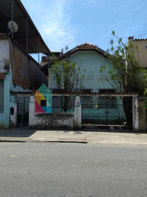 1. - Casa Riachuelo, Rio de Janeiro, RJ À Venda, 3 Quartos, 118m² - BOCA30017 - 1
