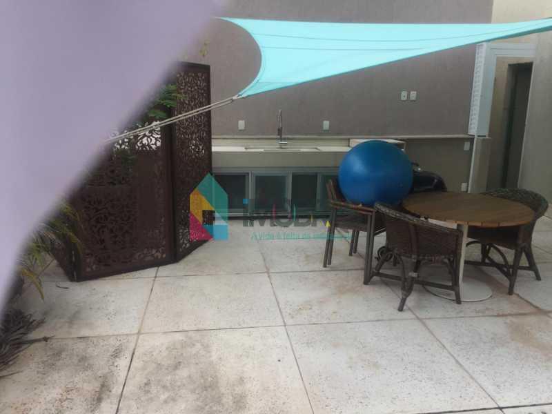 11 - Apartamento à venda Rua Macedo Sobrinho,Humaitá, IMOBRAS RJ - R$ 1.800.000 - BOAP20858 - 13