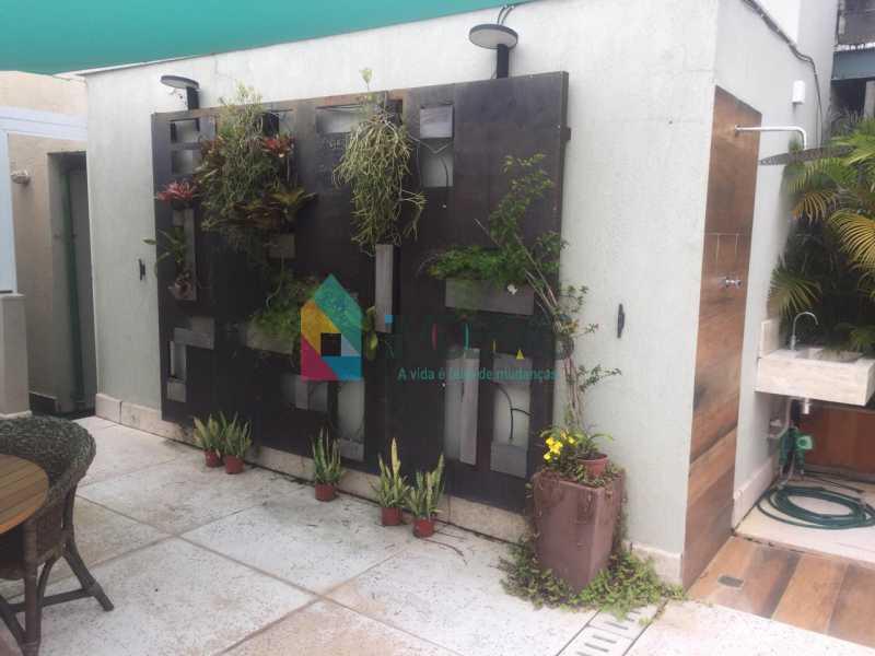 12 - Apartamento à venda Rua Macedo Sobrinho,Humaitá, IMOBRAS RJ - R$ 1.800.000 - BOAP20858 - 12