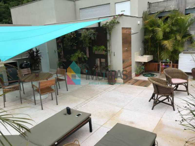 13 - Apartamento à venda Rua Macedo Sobrinho,Humaitá, IMOBRAS RJ - R$ 1.800.000 - BOAP20858 - 14