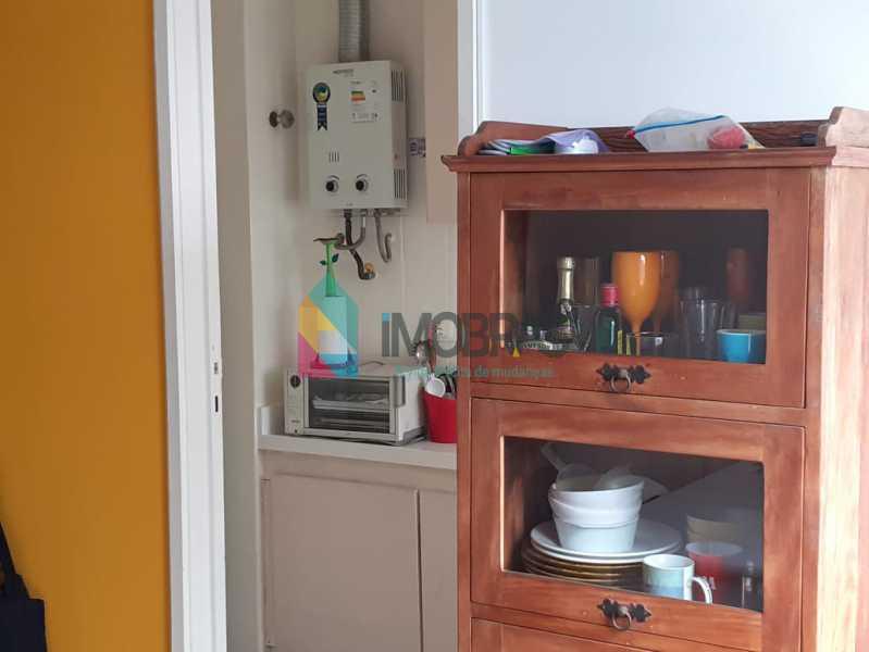 cozinha2 - APARTAMENTO COM VAGA DE GARAGEM NO LEBLON!! - CPFL10051 - 13