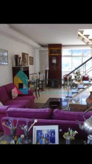 IMG_2220 - Apartamento à venda Rua Corcovado,Jardim Botânico, IMOBRAS RJ - R$ 4.400.000 - BOAP50013 - 3
