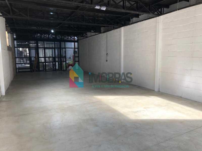 BENJAMIN CONSTANT - FOTOS 3 - Galpão 554m² à venda Glória, IMOBRAS RJ - R$ 3.200.000 - CPGA00001 - 21